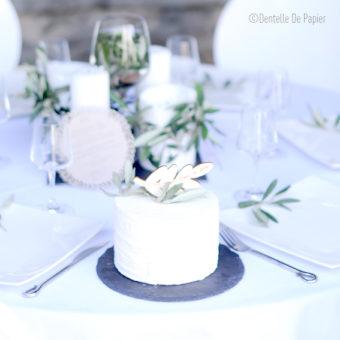 Thème L'olivier