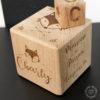 Cube-bois-baptême