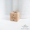 cube naissance couronne personnalisé-1