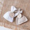 pochon lin coton gaze blanc cadeau mariage bapteme-7