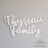 décoration mot en bois personnalisé famille-1